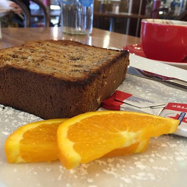 Photo taken at My Café by Eglantine O. on 9/13/2016