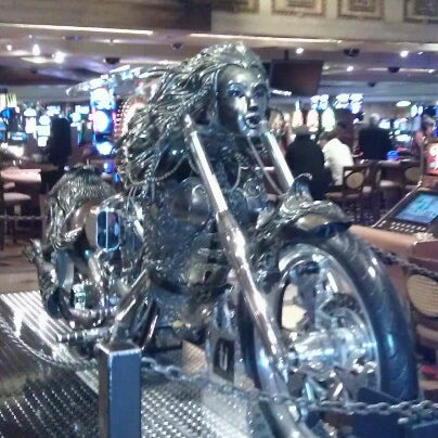 Photo taken at Treasure Island - TI Hotel & Casino by Jamee A. on 2/9/2013