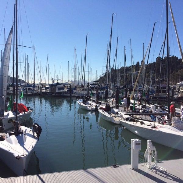 Photo taken at San Francisco Yacht Club by Zarko D. on 9/27/2013