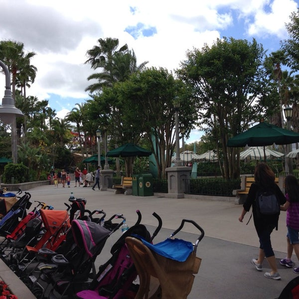Photo taken at Disney's Hollywood Studios by Steve M. on 4/19/2014