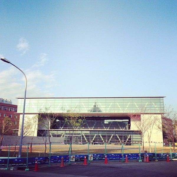 Photo taken at 亞洲大學 | Asia University by Cedric L. on 2/9/2013