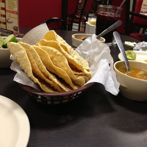Photo taken at Pozole y Tacos Regios by Miguel B. on 7/9/2013