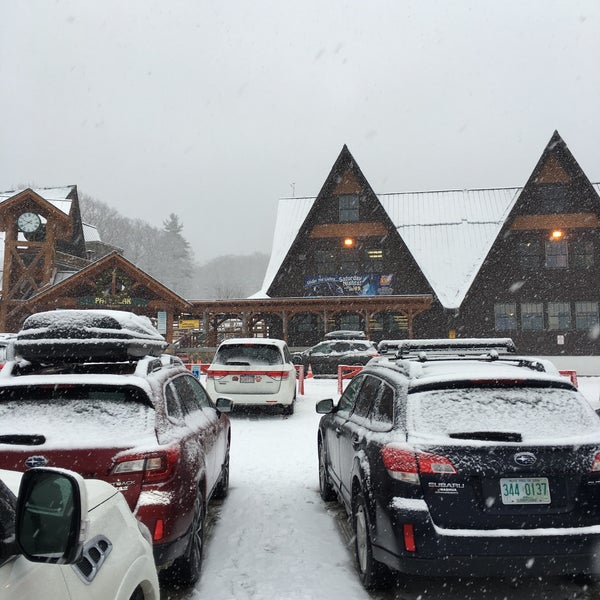Photo taken at Pat's Peak Ski Area by M J. on 1/16/2016