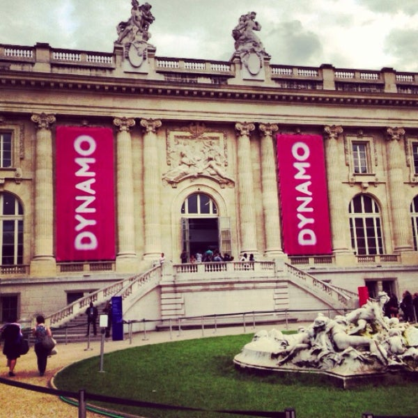 Photo taken at Grand Palais by Xavier d. on 6/26/2013