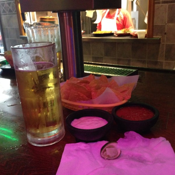 Photo taken at Rey Azteca Mexican Restaurant by Chris S. on 4/27/2014