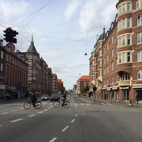 Photo taken at Amager by Sergey K. on 4/19/2015