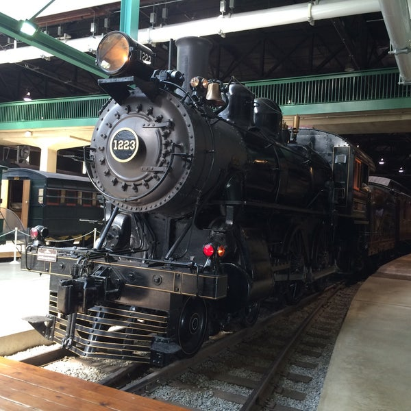 Photo taken at Railroad Museum of Pennsylvania by Iva K. on 6/11/2015
