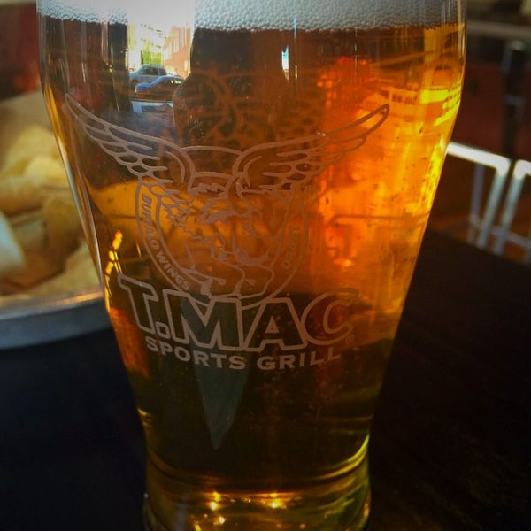 Photo taken at Taco Mac Sports Grill by Charla B. on 3/28/2015