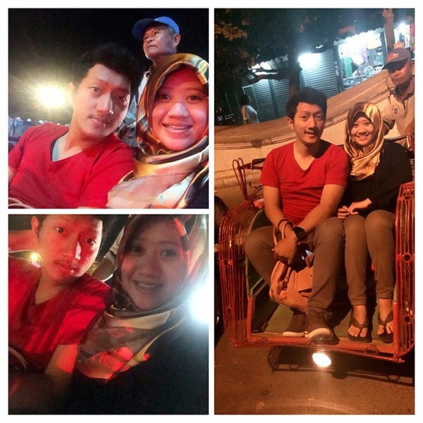 Photo taken at Alun - Alun Lor by RULLY F. on 10/25/2014