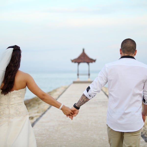 Photo taken at Grand Aston Bali Beach Resort by Grand Aston Bali Beach Resort on 8/23/2014