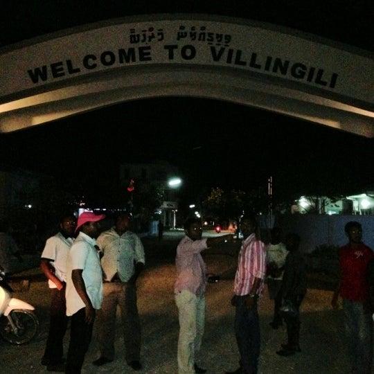 Photo taken at Ga. Villingili by Zahid C. on 11/16/2012