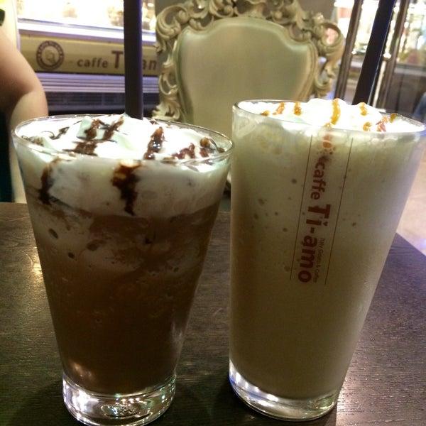Photo taken at Caffè Ti-amo by Anne L. on 2/21/2015