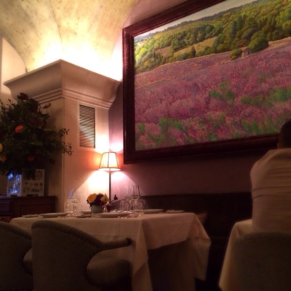 Photo taken at Bouley by Laissez F. on 3/10/2014