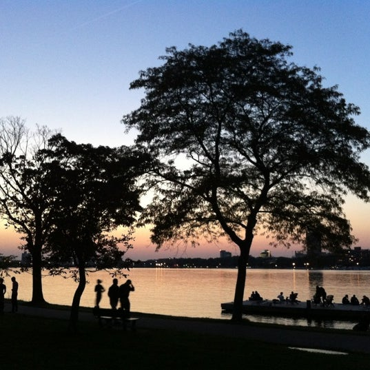 Photo taken at The Esplanade by George H. on 10/5/2012