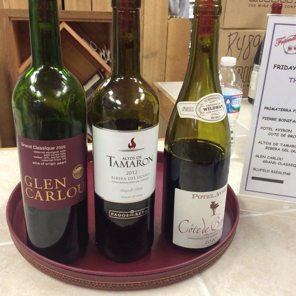 Photo taken at Friendship Wine & Liquor by Pattie T. on 2/21/2014