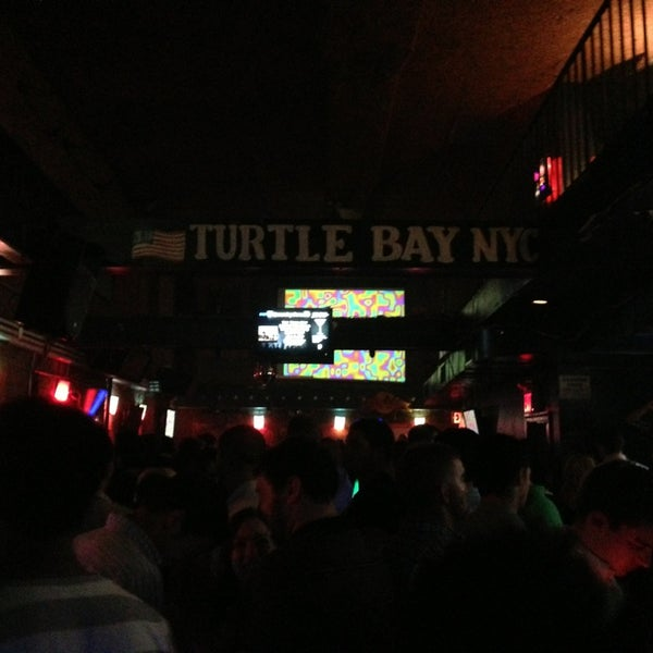 Photo taken at Turtle Bay NYC by Kevin M. on 6/16/2013