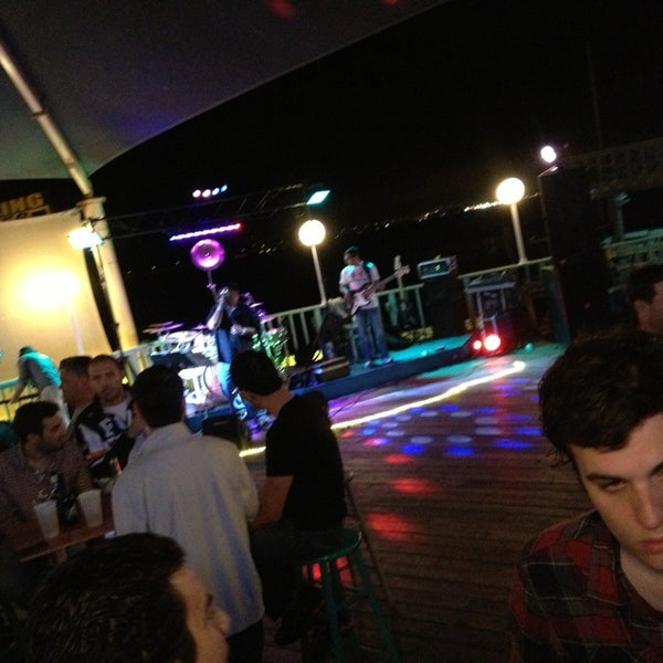 Photo taken at Tequila Sunset by Jorge C. on 2/3/2013