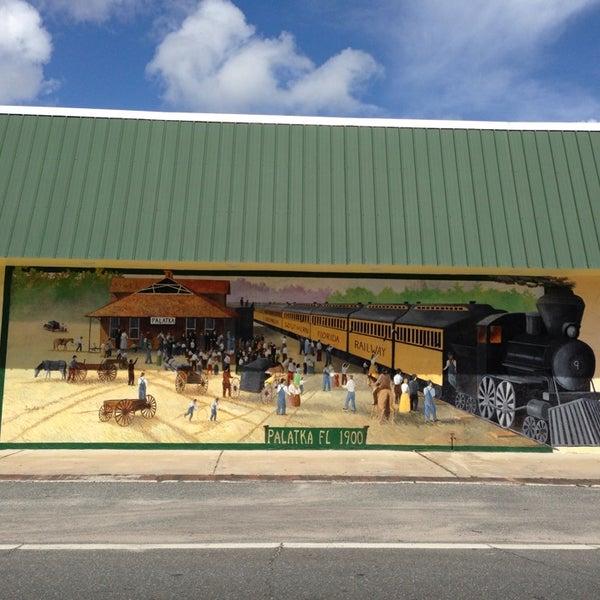 Photo taken at Palatka, FL by Sammie K. on 7/4/2013