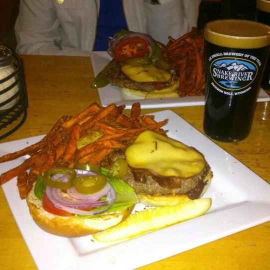 Photo taken at Snake River Brewery & Restaurant by Irina K. on 8/20/2015
