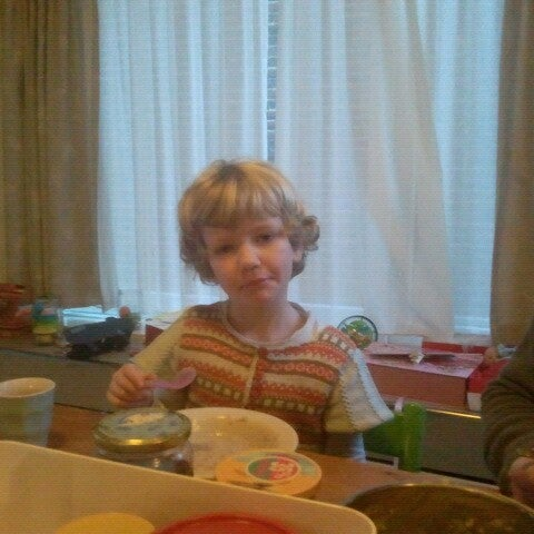Photo taken at Breakfast Table by Elza v. on 3/6/2013