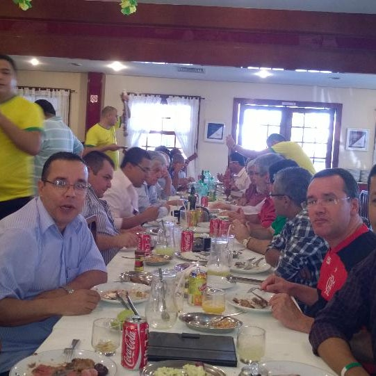 Photo taken at Oasis Churrascaria by Josimar Da Silva A. on 7/7/2014