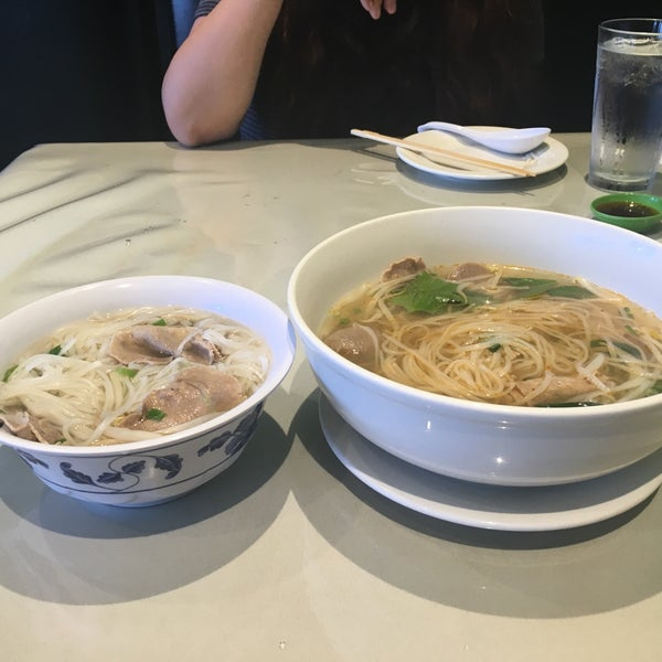Photo taken at Ha Long Pho Noodle House by Malia H. on 5/3/2016