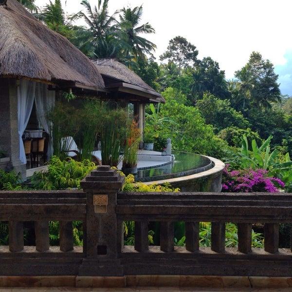 Photo taken at Viceroy Bali by Nano on 5/20/2014