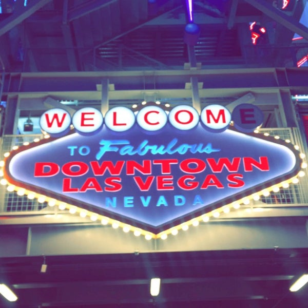 Photo taken at Downtown Las Vegas by Fatima S. on 5/16/2016