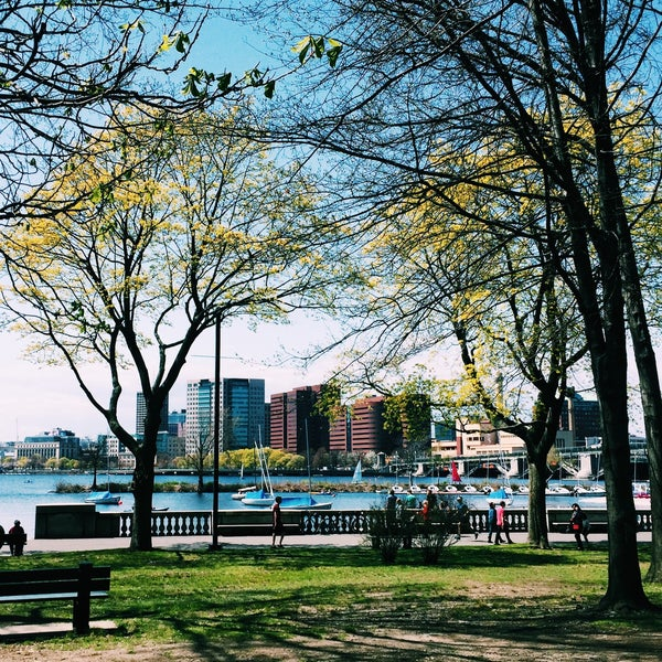 Photo taken at The Esplanade by Sonia S. on 5/4/2015