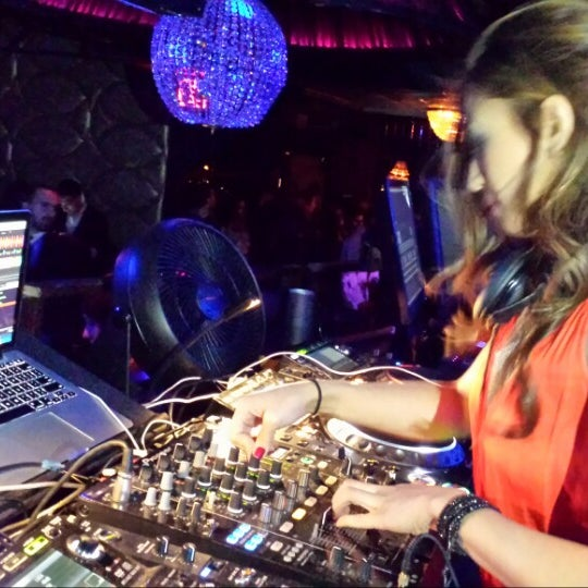 Photo taken at Lavo by Linda T. on 2/14/2014