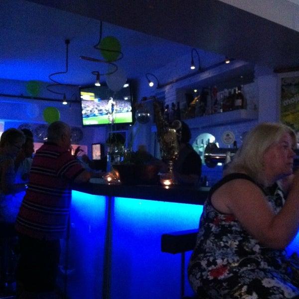 Photo taken at Giorgos Bar by Mimis K. on 9/20/2013
