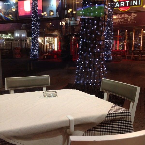 Photo taken at Canasta Pizzeria & Ristorante by Chiara E. on 12/22/2013