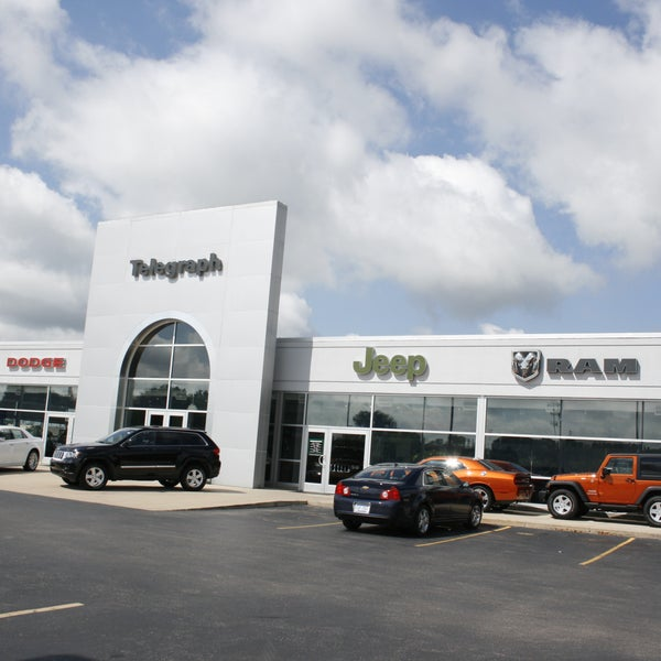 Telegraph Chrysler Jeep Dodge Ram Taylor Mi