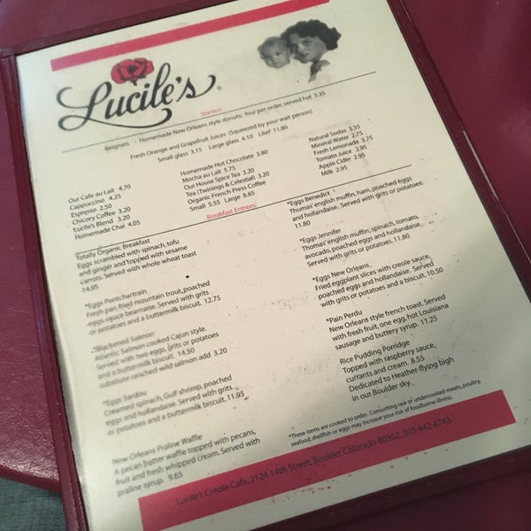 Photo taken at Lucile's by moth on 8/6/2016