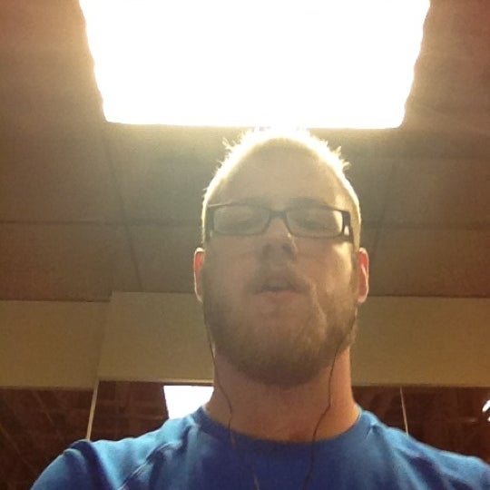 Photo taken at 24 Hour Fitness by Trevor B. on 3/3/2012
