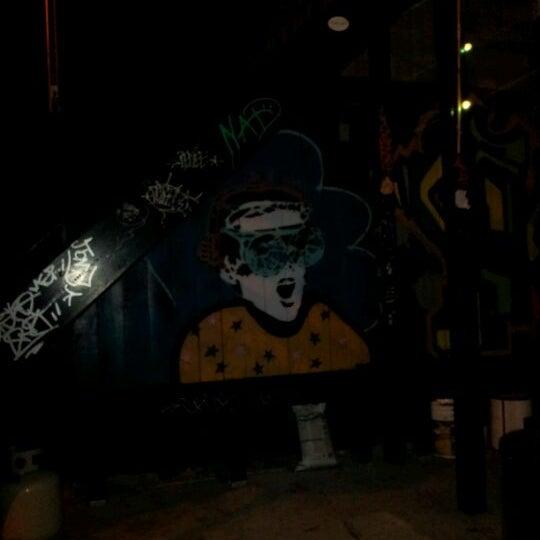 Photo taken at Velvet Lounge by Lenna J. on 1/7/2012