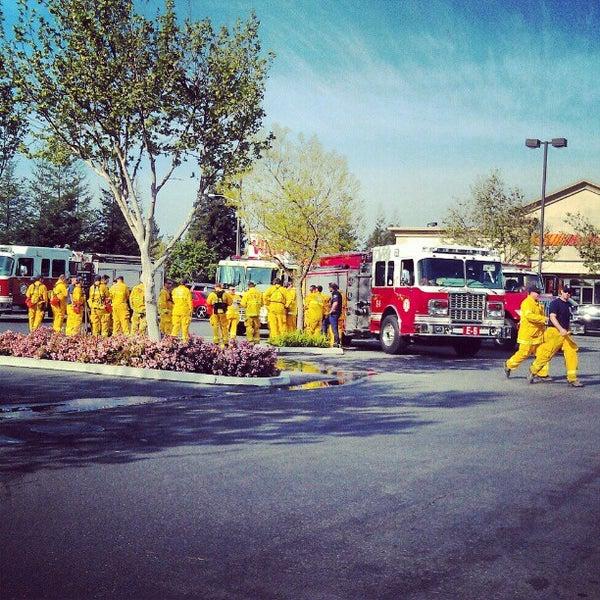 Photo taken at Starbucks by Tom C. on 4/10/2012