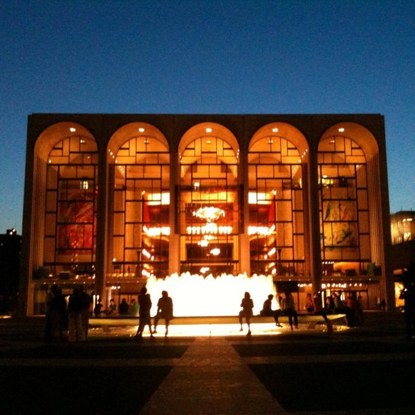 Photo taken at New York City Ballet by MlleTravelista on 6/1/2012