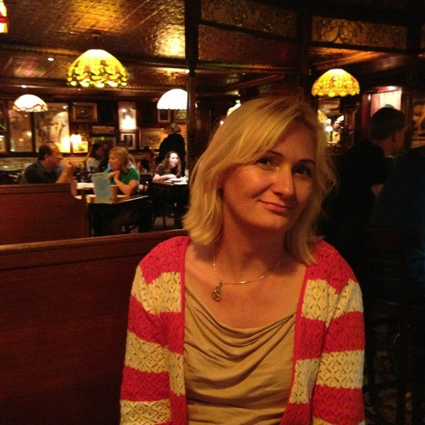 Photo taken at The Irish Pub by Nazan T. on 7/11/2013