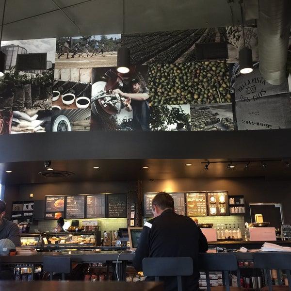 Photo taken at Starbucks by Robert K. on 3/24/2015