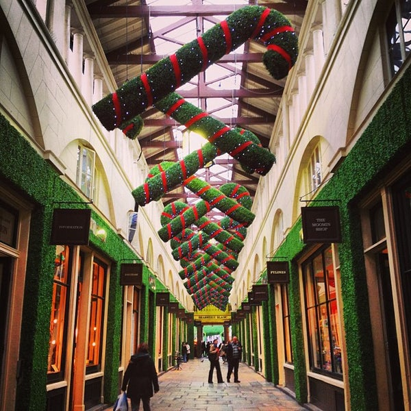 Photo taken at Covent Garden Market by Marcy R. on 11/5/2013