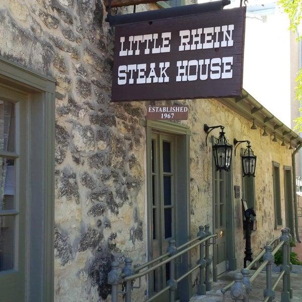 Little Rhein Steak House La Villita 19 Tips
