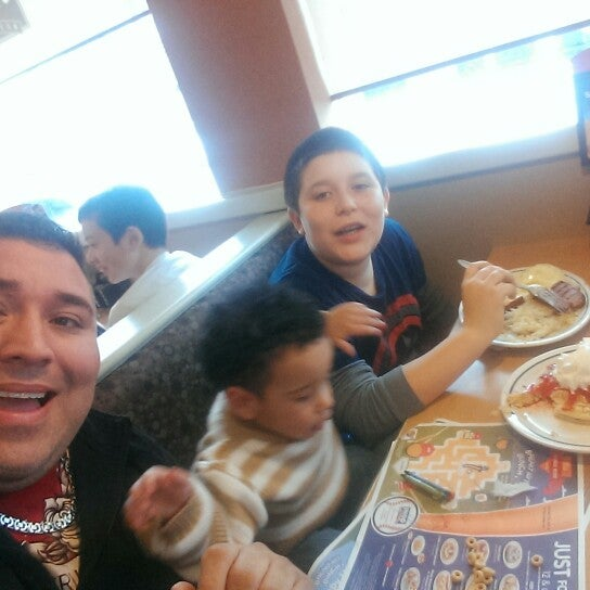 Photo taken at IHOP by Elias M. on 3/30/2014