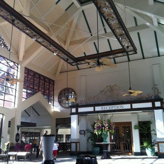 Photo taken at Dusit Thani Laguna Phuket by Princess P. on 12/4/2012