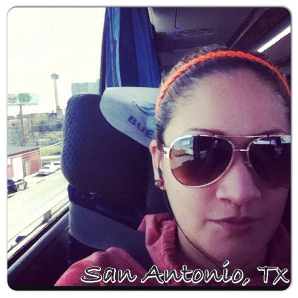 Photo taken at San Antonio by Maggie Hermosa D. on 1/25/2015
