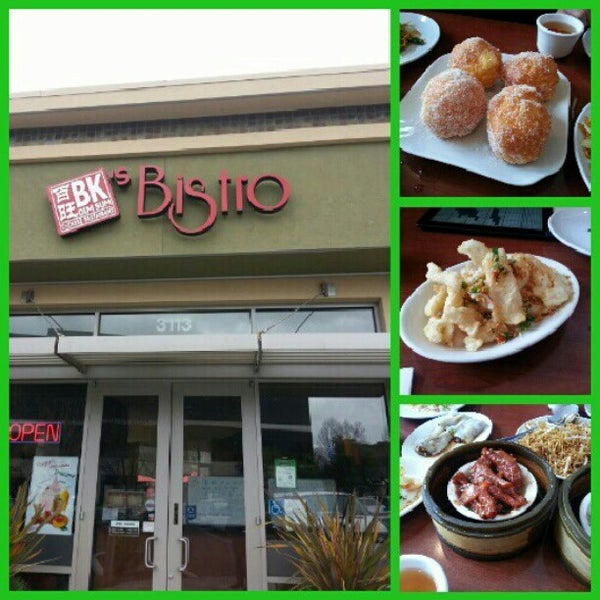 Photo taken at BK's Bistro by Edmond C. on 2/18/2013