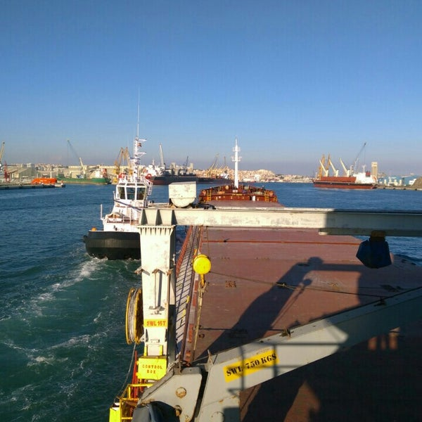 Photo taken at Port de Tarragona by 🚢 Onur ⚓ K. on 10/15/2015