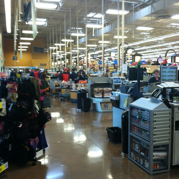 Photo taken at Kroger by Chuck G. on 12/24/2012