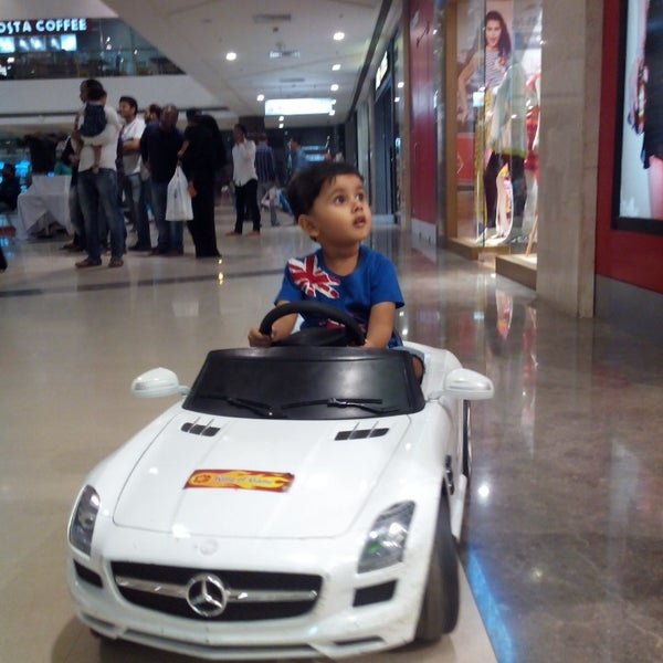 Photo taken at Kumar Pacific Mall by Akshay C. on 3/2/2014