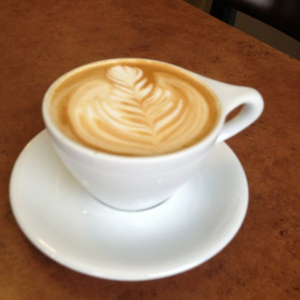 Photo taken at Avoca Coffee by Wendy on 1/8/2013